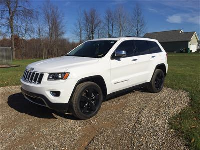 2014 Jeep Grand Cherokee lease in Imlay City,MI - Swapalease.com