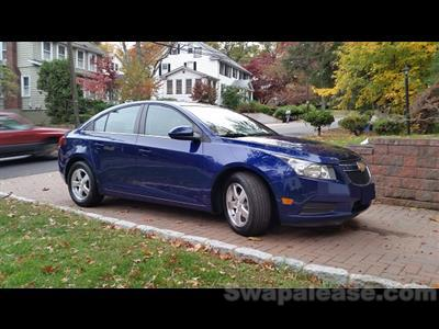 2013 Chevrolet Cruze lease in Maplewood ,NJ - Swapalease.com