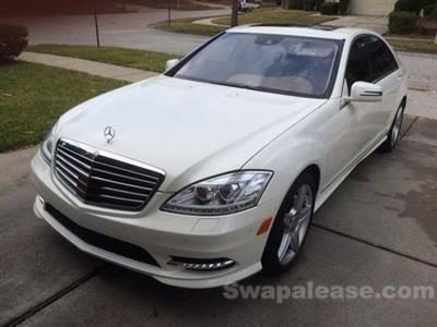 2010 Mercedes-Benz S-Class lease in orlando,FL - Swapalease.com