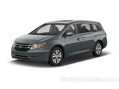 2014 Honda Odyssey lease in Brooklyn,NY - Swapalease.com