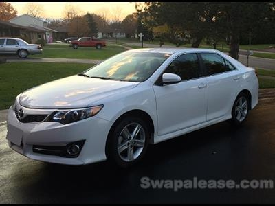 2014 Toyota Camry lease in Rochester,NY - Swapalease.com