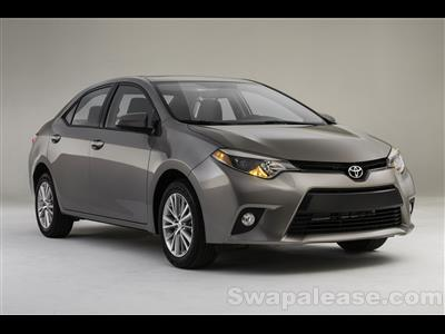 2015 Toyota Corolla lease in Tallahassee,FL - Swapalease.com