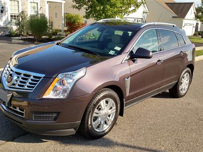 2015 Cadillac SRX lease in Manchester,NJ - Swapalease.com