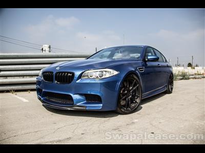 2013 BMW M5 lease in Glendale,CA - Swapalease.com