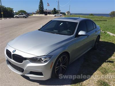 2015 BMW 3 Series lease in Tampa,FL - Swapalease.com