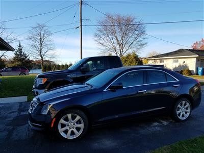 2015 Cadillac ATS lease in White Lake,MI - Swapalease.com