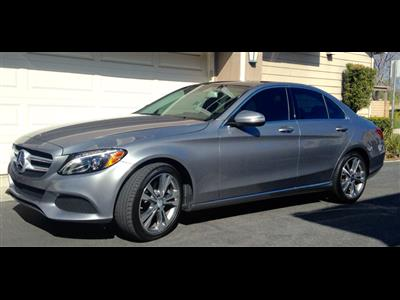 2015 Mercedes-Benz C-Class lease in Ontario,CA - Swapalease.com