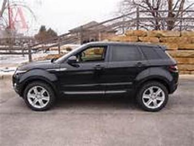 2015 Land Rover Range Rover Evoque lease in Dearborn,MI - Swapalease.com
