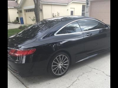 2015 Mercedes-Benz S-Class Coupe lease in Hollywood,FL - Swapalease.com