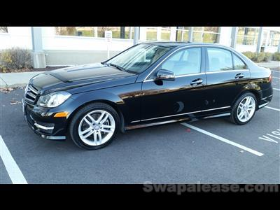 2014 Mercedes-Benz C-Class lease in Boulder Junction,WI - Swapalease.com