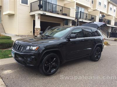 2014 Jeep Grand Cherokee lease in rosemount,MN - Swapalease.com