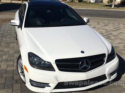 2015 Mercedes-Benz C-Class lease in Fullerton,CA - Swapalease.com