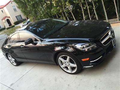2014 Mercedes-Benz CLS-Class lease in Glendale,CA - Swapalease.com