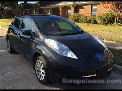 2015 Nissan LEAF lease in Dallas,TX - Swapalease.com