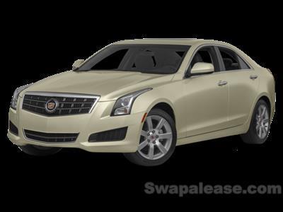 2013 Cadillac ATS lease in Atlanta,GA - Swapalease.com