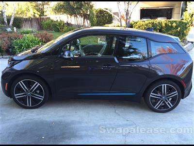2014 BMW i3 lease in Walnut Creek,CA - Swapalease.com