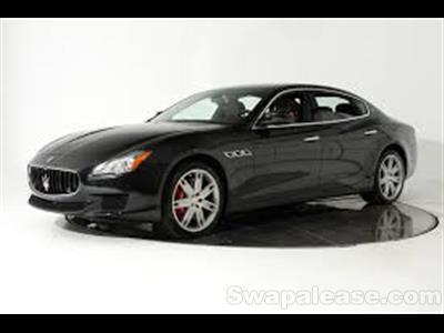 2014 Maserati Quattroporte lease in New York,NY - Swapalease.com