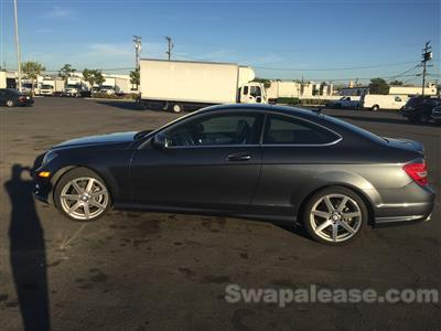 2013 Mercedes-Benz C-Class lease in Irvine,CA - Swapalease.com