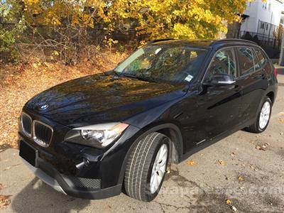 2014 BMW X1 lease in Cambridge,MA - Swapalease.com