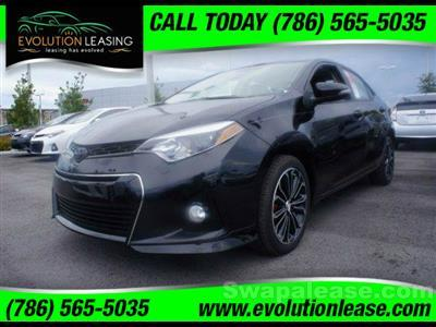 2016 Toyota Corolla lease in North Miami Beach,FL - Swapalease.com