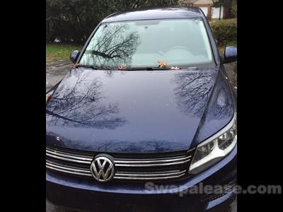 2014 Volkswagen Tiguan lease in Falls Church,VA - Swapalease.com