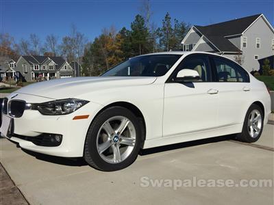 2013 BMW 3 Series lease in midlothian,VA - Swapalease.com