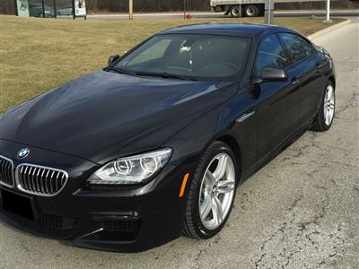 2015 BMW 6 Series lease in Franklin Park,IL - Swapalease.com