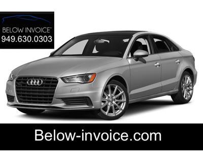 2017 Audi A3 lease in Orange County,CA - Swapalease.com