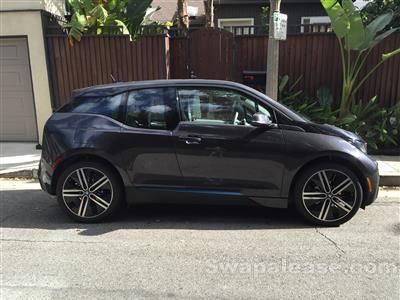 2014 BMW i3 lease in Los Angeles,CA - Swapalease.com