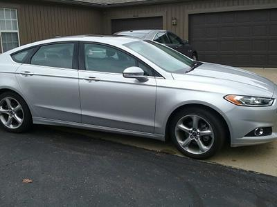2014 Ford Fusion lease in northwest canton,OH - Swapalease.com