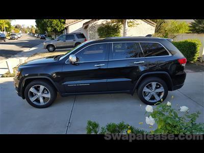 2014 Jeep Grand Cherokee lease in Aliso Viejo,CA - Swapalease.com