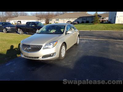 2014 Buick Regal lease in Grand Blanc,MI - Swapalease.com
