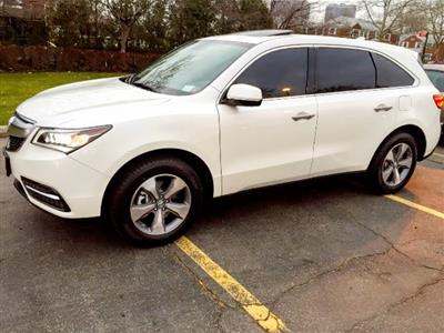 2016 Acura MDX lease in Glen Oaks,NY - Swapalease.com