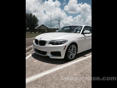 2014 BMW 2 Series lease in Dallas,TX - Swapalease.com