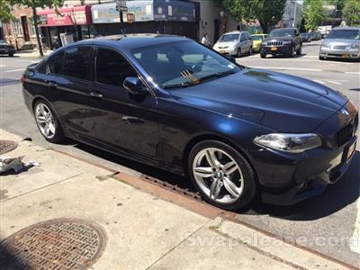 2014 BMW 5 Series lease in New York,NY - Swapalease.com