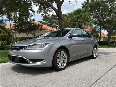 2015 Chrysler 200 lease in West Palm Beach,FL - Swapalease.com