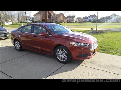 2014 Ford Fusion lease in Williamsville,NY - Swapalease.com