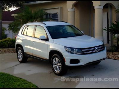 2015 Volkswagen Tiguan lease in Royal Palm Beach ,FL - Swapalease.com