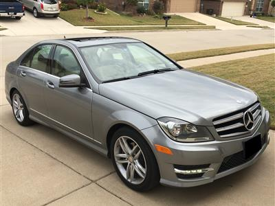 2014 Mercedes-Benz C-Class lease in Fort Worth,TX - Swapalease.com