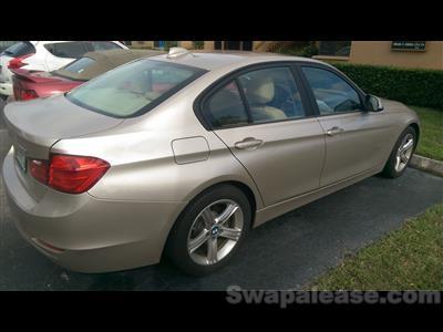 2014 BMW 3 Series lease in Sarasota,FL - Swapalease.com