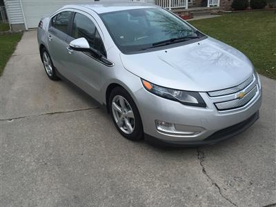2013 Chevrolet Volt lease in Bay City,MI - Swapalease.com
