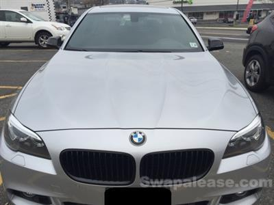 2015 BMW 5 Series lease in Fairview,NJ - Swapalease.com