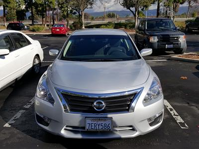 2014 Nissan Altima lease in Milpitas,CA - Swapalease.com