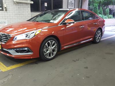 2015 Hyundai Sonata lease in Brooklyn,NY - Swapalease.com