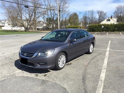 2015 Honda Accord lease in Milton,VT - Swapalease.com
