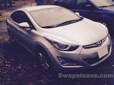 2015 Hyundai Elantra lease in Derry,NH - Swapalease.com