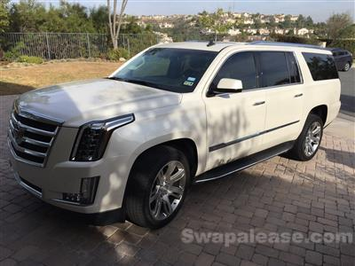 2015 cadillac escalade esv lease in san diego ca. Cars Review. Best American Auto & Cars Review