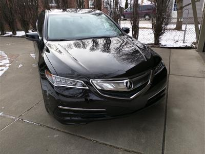 2015 Acura TLX lease in Royal Oak,MI - Swapalease.com