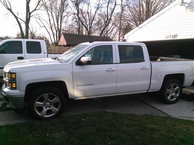 2014 Chevrolet Silverado 1500 lease in Southfield,MI - Swapalease.com