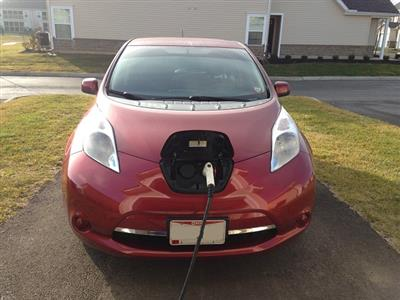 2015 Nissan LEAF lease in Columbus,OH - Swapalease.com